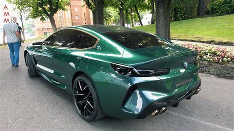 m8 gran coupe bmw m8 gran coupe concept on the road villa d este 2018