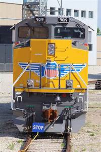 Union Pacific Emd Sd70aces And Sd70ahs  Prototype Data And Details