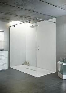 Platten Für Duschwand : fiora box wandpanelen douche product in beeld startpagina voor badkamer idee n uw ~ Sanjose-hotels-ca.com Haus und Dekorationen