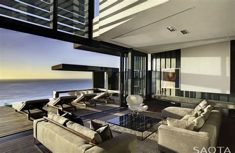 Living Room Cafe Town by Saota Living Rooms Clifton Heights Cape Town Saota