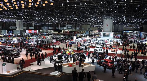 The 2015 Geneva International Motor Show And Bentley's