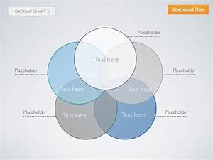 Keynote Template  Overlap Chart 5