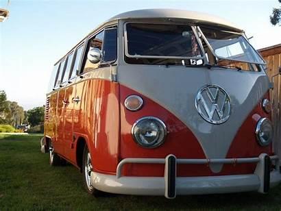 Bus Volkswagen Vw Van Background Hippie Wallpapers
