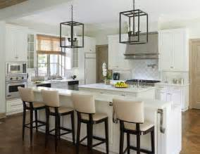 white kitchen high chairs kitchen island kitchens white kitchen island - Kitchen Islands With Chairs