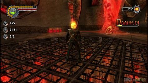 Ghost Rider Gameplay Psp Hd 720p Playstation Portable