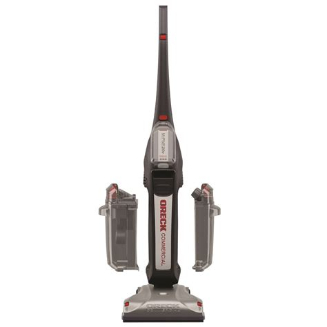 oreck ck91010 hydrovac cordless commercial scrubber
