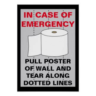Funny Bathroom Posters Zazzle