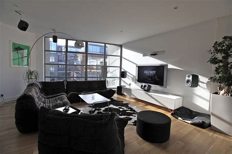 My Gaming Living Room by 15 Awesome Room Design Ideas You Must See