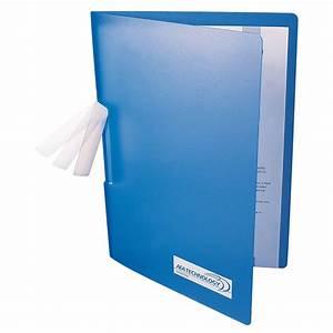Swing Clip Folders  Loose Leaf Folders  Small Capacity