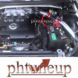 Fit 2002 Se Sl Cold Air Intake Kit Systems Red