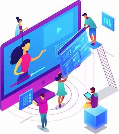 Marketing Production Animation Animated Company Sales Explainer