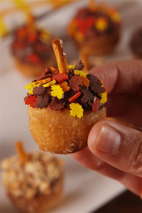 edible thanksgiving crafts table decorations delishcom