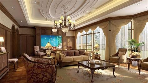 Classic Ceiling Design by Classic Oval Shaped Ceiling Design Ideas For Living Room