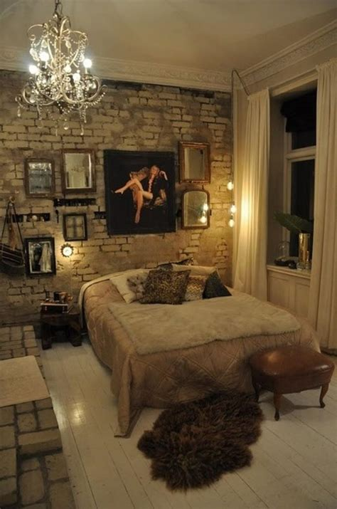 decorating brick wall 20 modern bedroom designs with exposed brick walls rilane