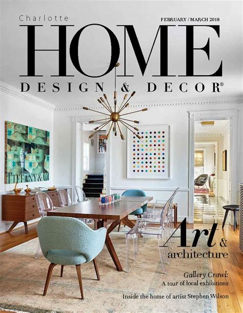 Home Design Magazine Ireland by In The News Lillian August Furnishings Design