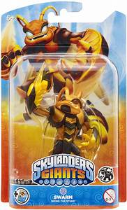skylanders giants character swarm zavvi