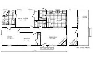 manufactured home floor plan 2006 oakwood vintage 2326 57vin32483ah06