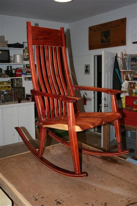 cedar rocking chair plans pdf woodworking