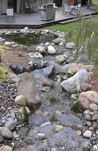 Bachlauf Im Garten : erreichen sie ein nat rliches aussehen mit mehr naturmaterialien fountain pinterest ~ Pilothousefishingboats.com Haus und Dekorationen