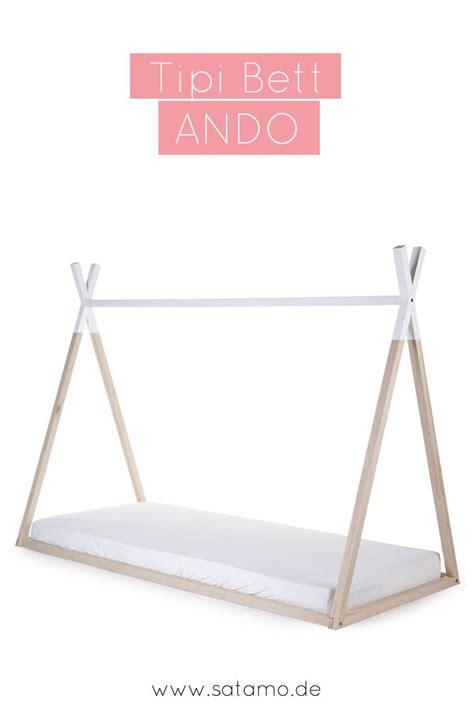 Tipi Kinderzimmer Ebay by Tipi Bett Ando In 70x140 Und 90x200 Kaufen In 2019