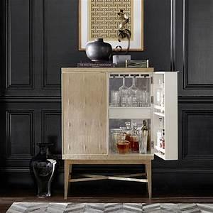 Seymour Bar Cabinet Williams Sonoma