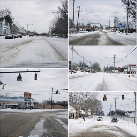 road conditions  circleville driving