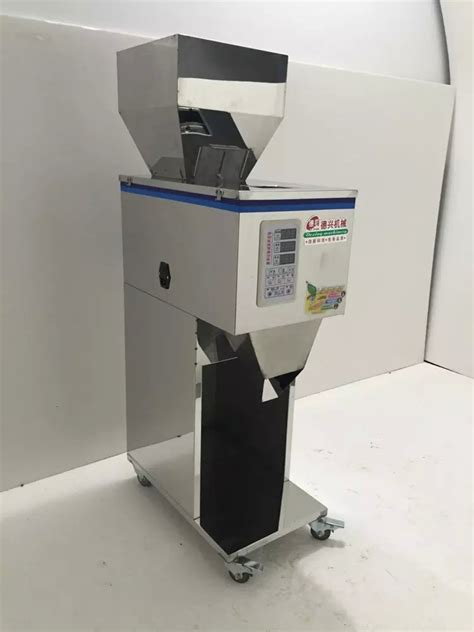 machine cuisine medicine filling machine food filling machine 10 999g