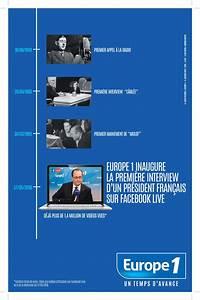Europe 1 inaugure la première interview sur Facebook Live ...