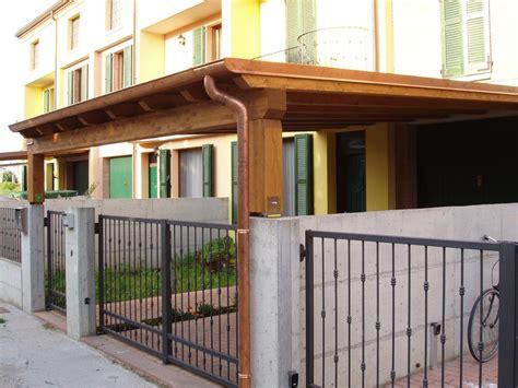 tettoie in legno valeri strutture in legno