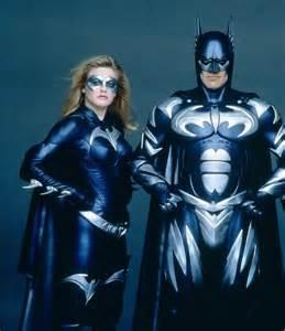 Batman and Robin Batgirl