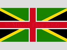 Mixed Jamaica and England Flag Tshirt Designs