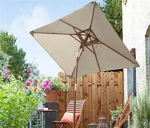 Sonnenschirm Kleiner Balkon : kleiner marktschirm online bestellen bei tchibo 312374 ~ Michelbontemps.com Haus und Dekorationen