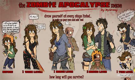 Zombie Memes - zombie apocalypse meme by pistachiozombie on deviantart