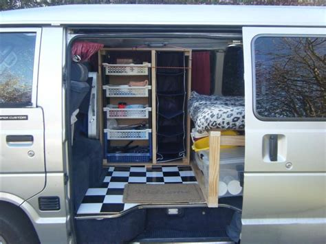 Nz Diy Camper Van Conversion