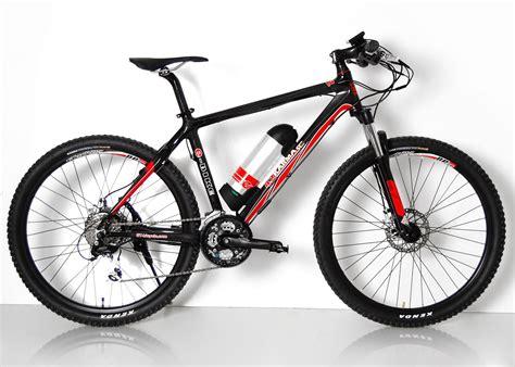 Electric Bicycle Karma 42 Carbon Mountain Bike Pedal