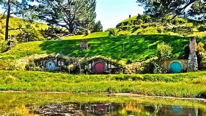 Hobbiton Zelanda Nueva