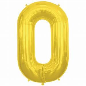 Gold letter o 16 inch foil balloon for Gold letter balloons