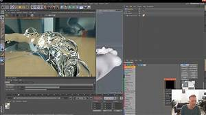Building Houdini Digital Assets For Use In Cinema 4d