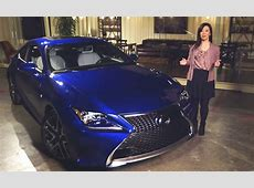 Lexus Gets Desperate, Tries To Justify Why Its RC 350 Is