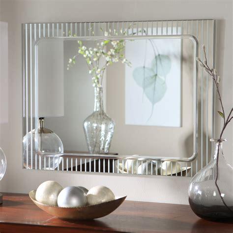 frameless decorative wall mirrors unique decorative wall