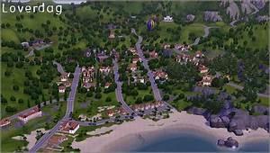 Loverdagu002639s Sunset Valley As Old Town