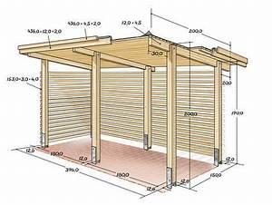 Holzhütte Selber Bauen : bauanleitung fahrradunterstand pergola pinterest bauanleitung unterstand und selber bauen ~ Whattoseeinmadrid.com Haus und Dekorationen