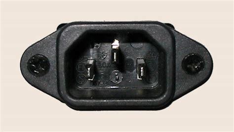 Conector Iec