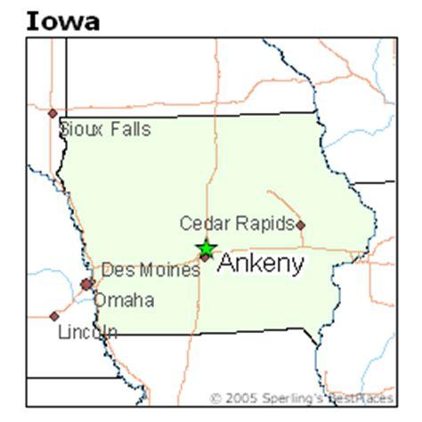 places    ankeny iowa