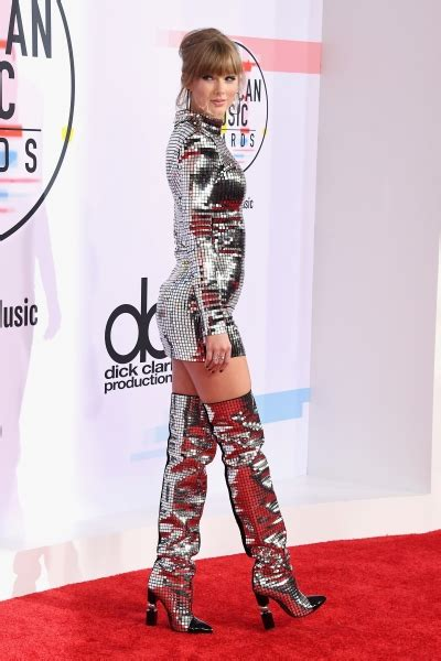 2018 American Music Awards - 072 - Taylor Swift Web Photo ...