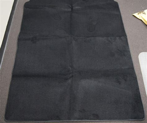 ford transit connect rear cargo mat pc black