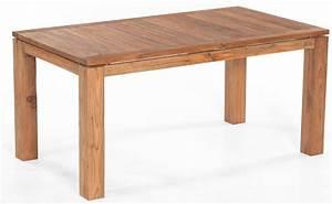 Gartentisch 200 Cm : wetterfester massivholz gartentisch hochwertig old teak massive tischplatte ~ Markanthonyermac.com Haus und Dekorationen