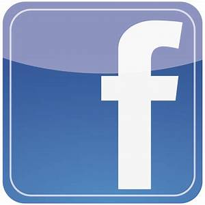 Facebook F Icon Reflection Vector Logo | Free Vector ...