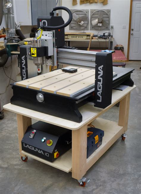 laguna tools iq cnc review part  popular woodworking