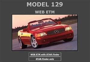 Mercedes Benz 129 R129 Service Repair Manuals